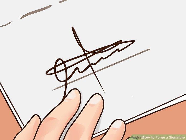 Pen clipart parent signature 3 Ways a Signature Signature