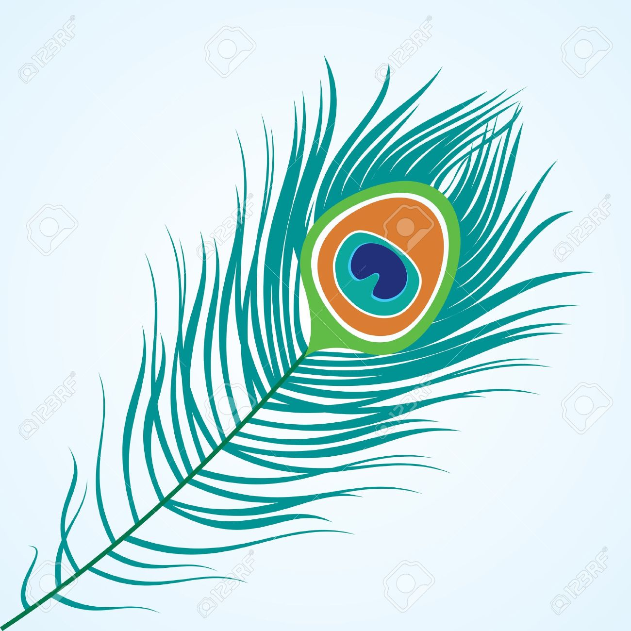 Pen clipart peacock feather And Drawing Cliparts Cricket Peacock