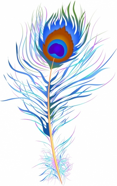 Pen clipart peacock feather Free commercial Feather  Peacock