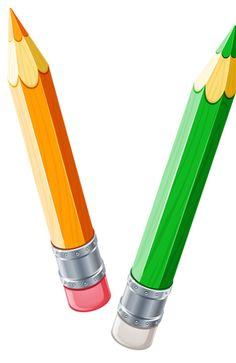 Pen clipart pencil crayon BLUE PENCIL Pinterest Colored CLIPART/SVG