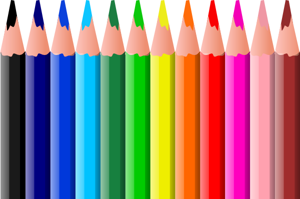 Pen clipart pencil crayon By Rong unlimited: Pencil unlimited: