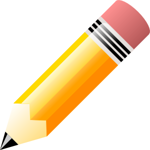 Crayon clipart eraser Vector School Clip Line Art