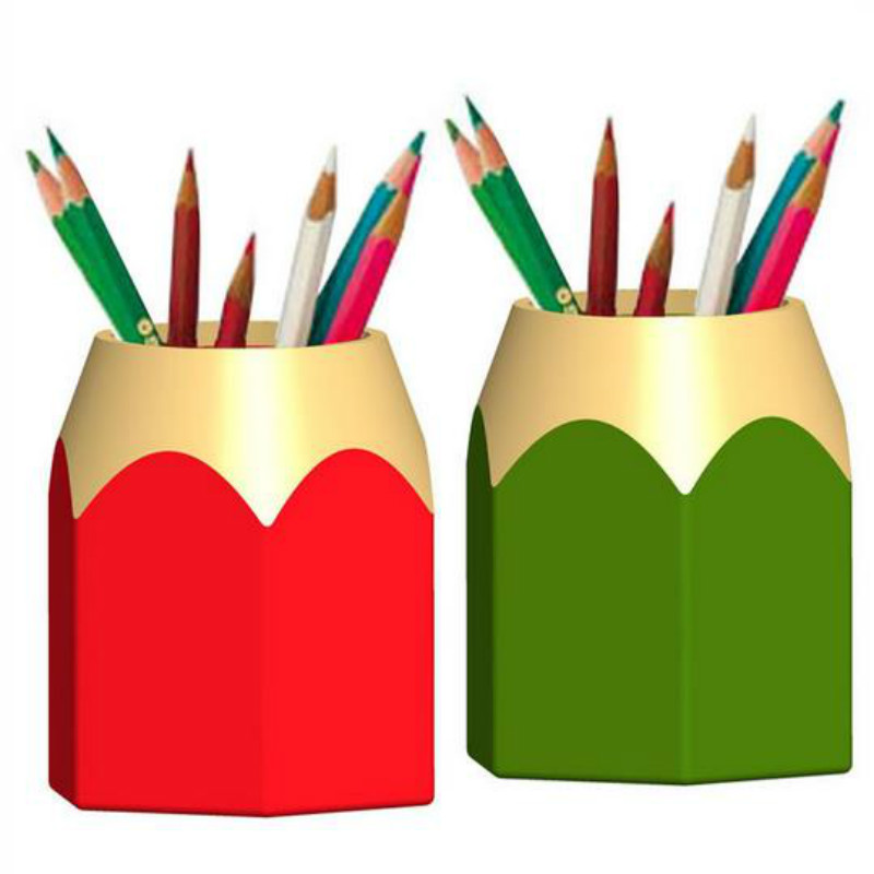 Pencil clipart container Modern Pencil Brush Popular Modern