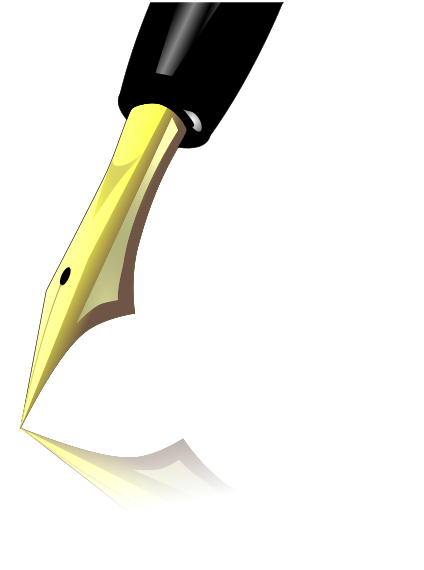 Pen clipart public domain Clip art clipart  pen
