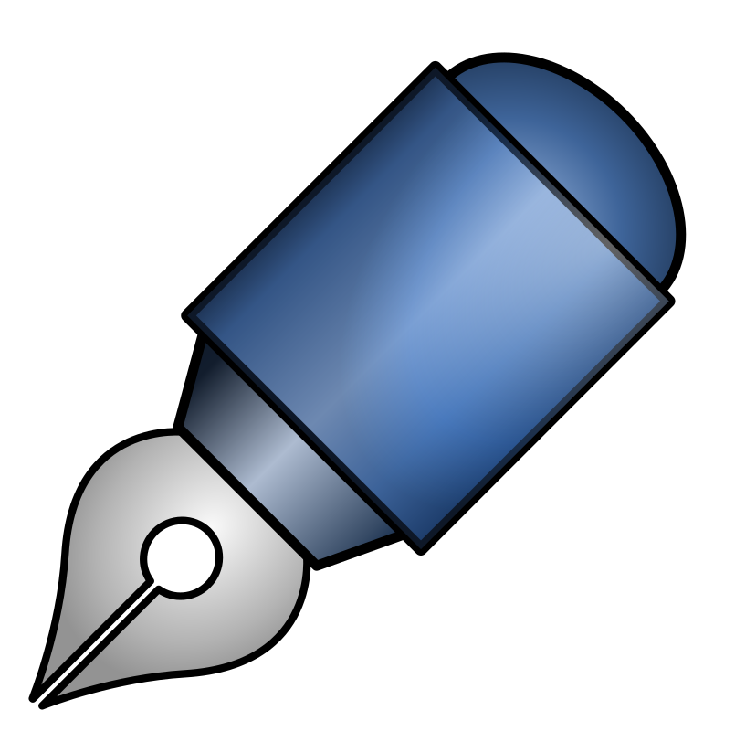 Pen clipart public domain Art use the Free whenever