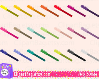 Pen clipart school supply Pencil clipart icon Pen Drawing