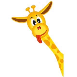 Pen clipart silly Giraffes Cartoon Cute Funny giraffe
