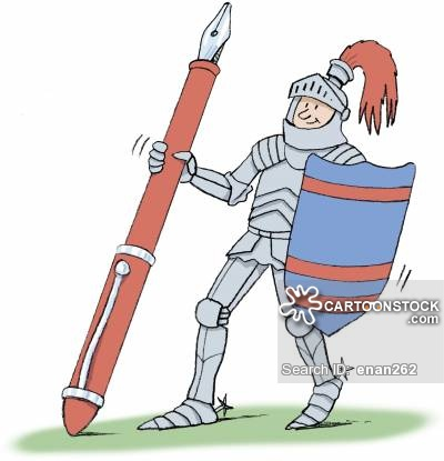 Pen clipart sword Pen Than Is Than and