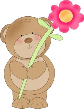 Bear clipart student Pencil Bear Clipart Bear Zone