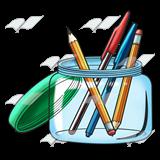 Pencil clipart jar Jar—with Jar Pencil Abeka Art