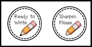 Pencil clipart label Art pencil Sharpened Label Sharpened