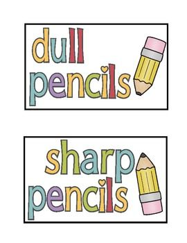 Pencil clipart label Pencil and 25+ labels The