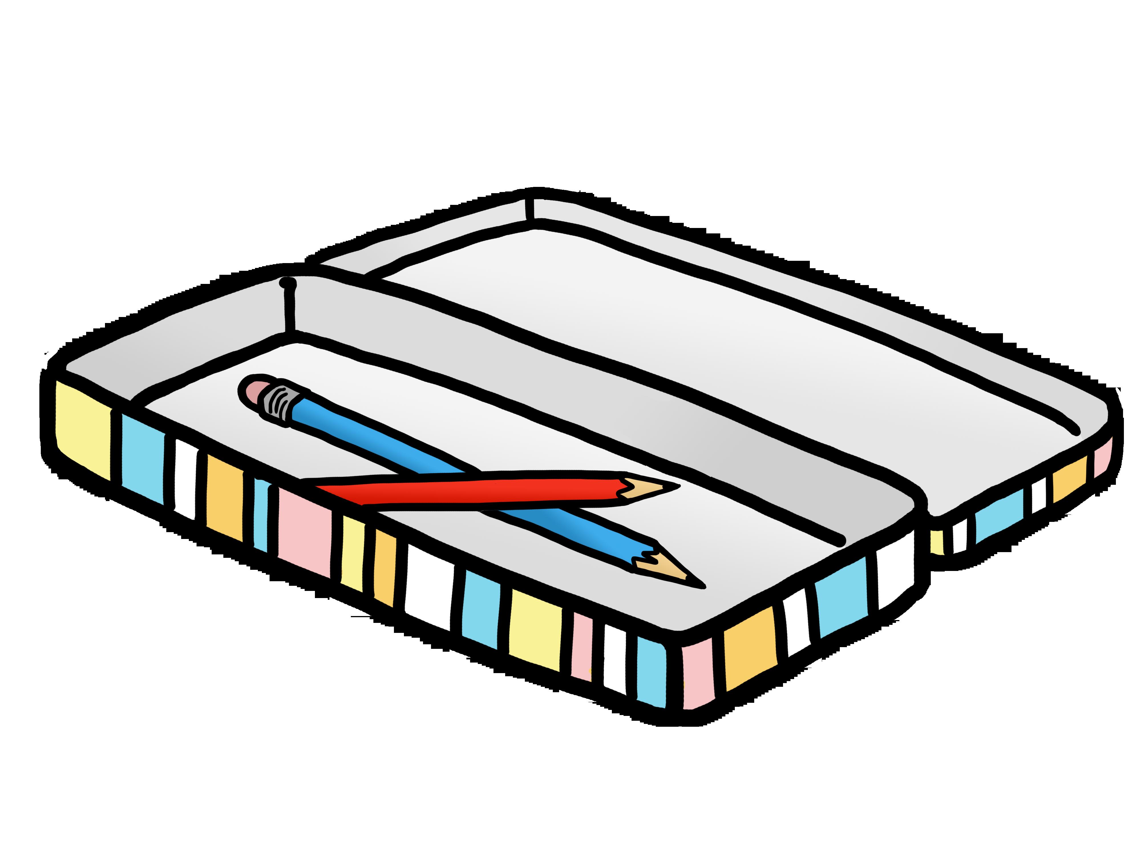 Pencil clipart pencil case Case clipart Pencil case clipart