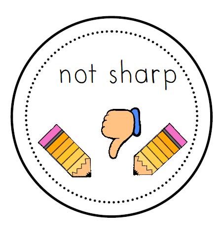 Pencil clipart sharp pencil Download Pencil Pencil Clipart Not