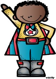 Pencil clipart superhero On melonheadz images Google Search