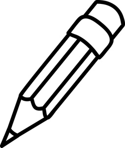 Pencil clipart tip Clipartsgram Pencil com #1 Tip
