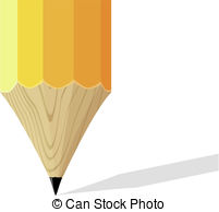 Pencil clipart tip Groups isolated pencil art clip