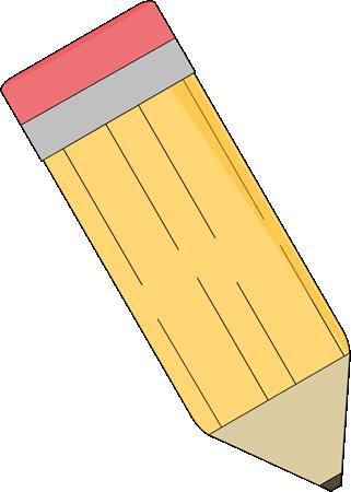Pencil clipart tip A tip Dull Dull Clip
