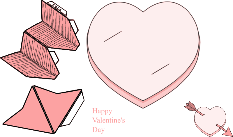 Pencil clipart valentine IMAGE (PNG) Clipart Pencil PINK