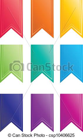 Pendent clipart Of Vibrant rainbow Vibrant and