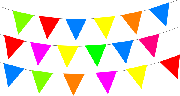 Carneval clipart banderitas Cliparts Clip Flags Download Free