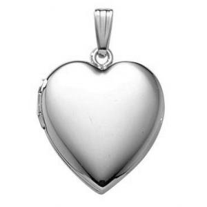 Pendent clipart beautiful heart Beautiful Heart Locket Photo PicturesOnGold