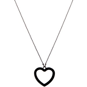 Pendent clipart black and white Black Hearts Black Heart Hermatite