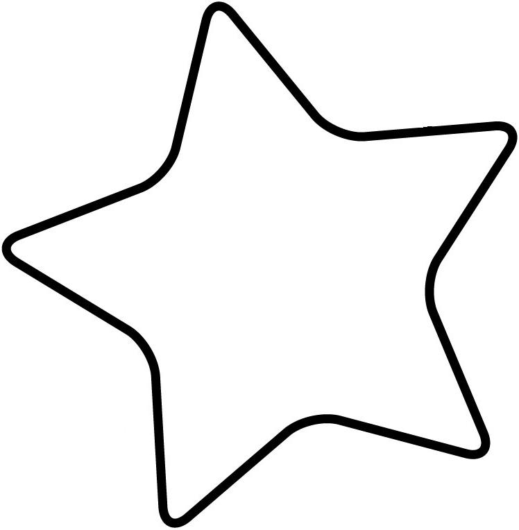 Pendent clipart blank Template Library @ Blank Star