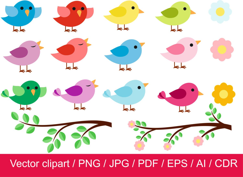 Pendent clipart boho bird Little Birds art OFF vector