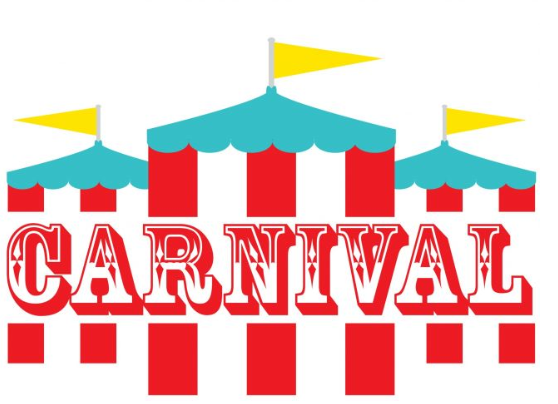 Tent clipart kids carnival Flyers Check carnival for site