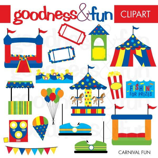 Carousel clipart carnival Fair 2 FREE Fun Carnival