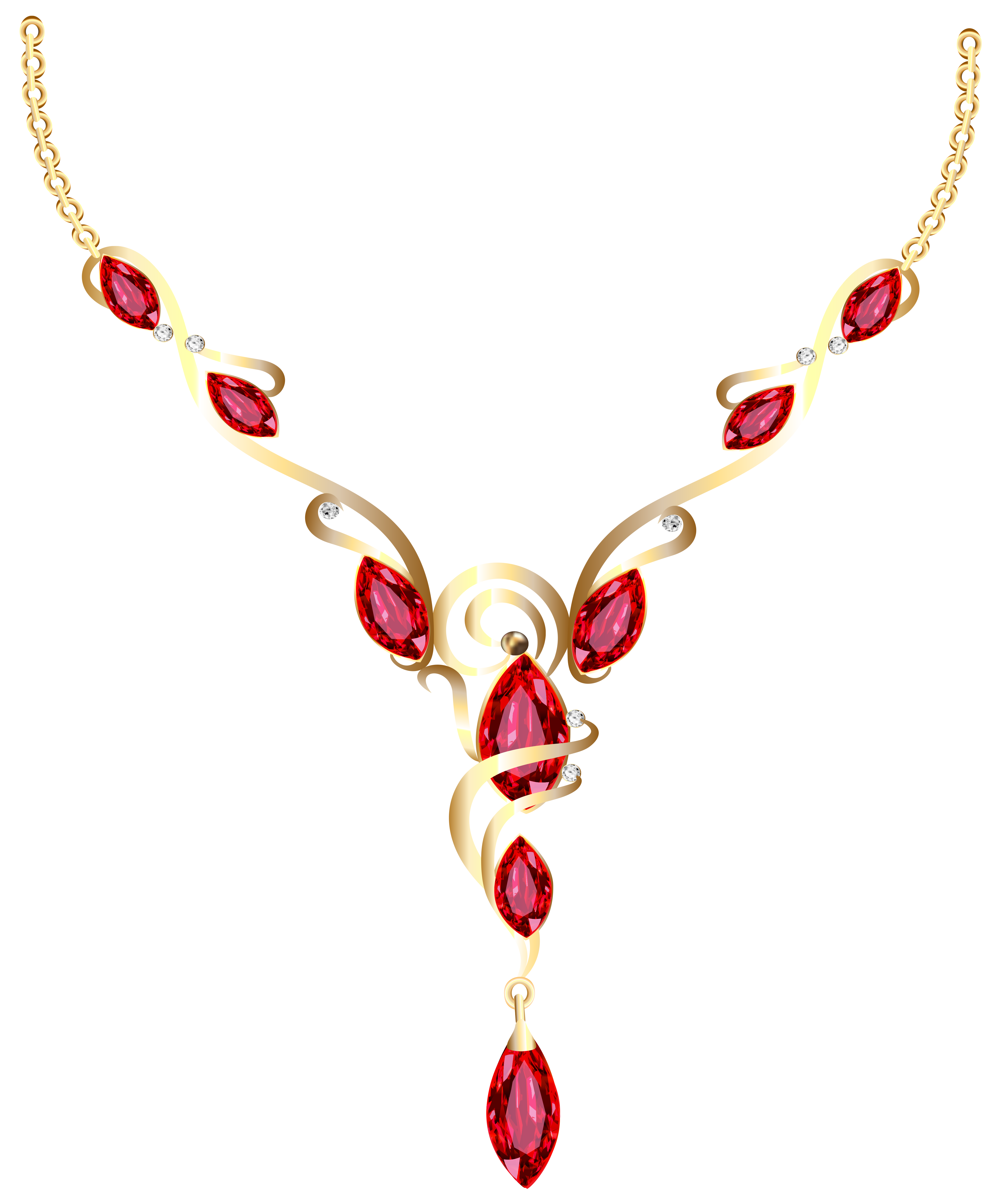 Diamond clipart diamond necklace Full PNG Yopriceville View Gallery