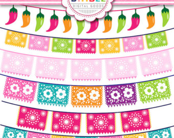 Pendent clipart fiesta 40% cards art Commercial clip