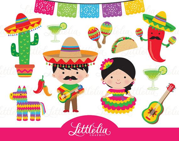 Pendent clipart fiesta  clipart cinco Mexican 15058