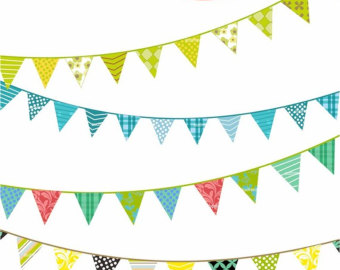 Pendent clipart flag banner Banner flag collection Clipart clipart