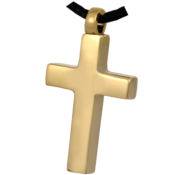 Pendent clipart jewelry Gold Jewelry: Cremation Cross Cremated