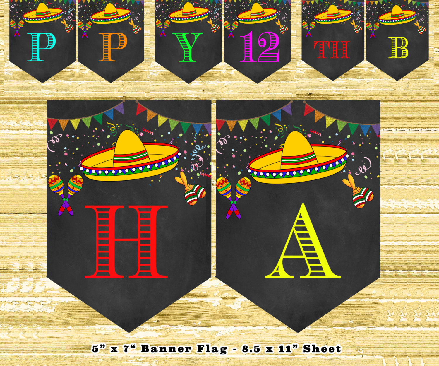 Tequila clipart mexican banner Mexican party banner party de