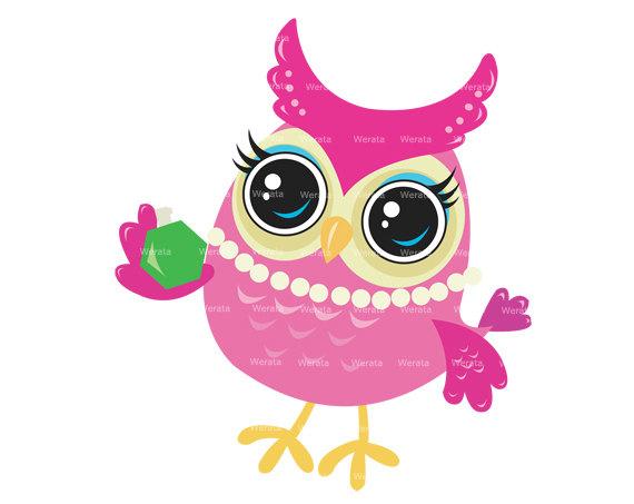 Owlet clipart cute teacher Art clipart Etsy digital owl