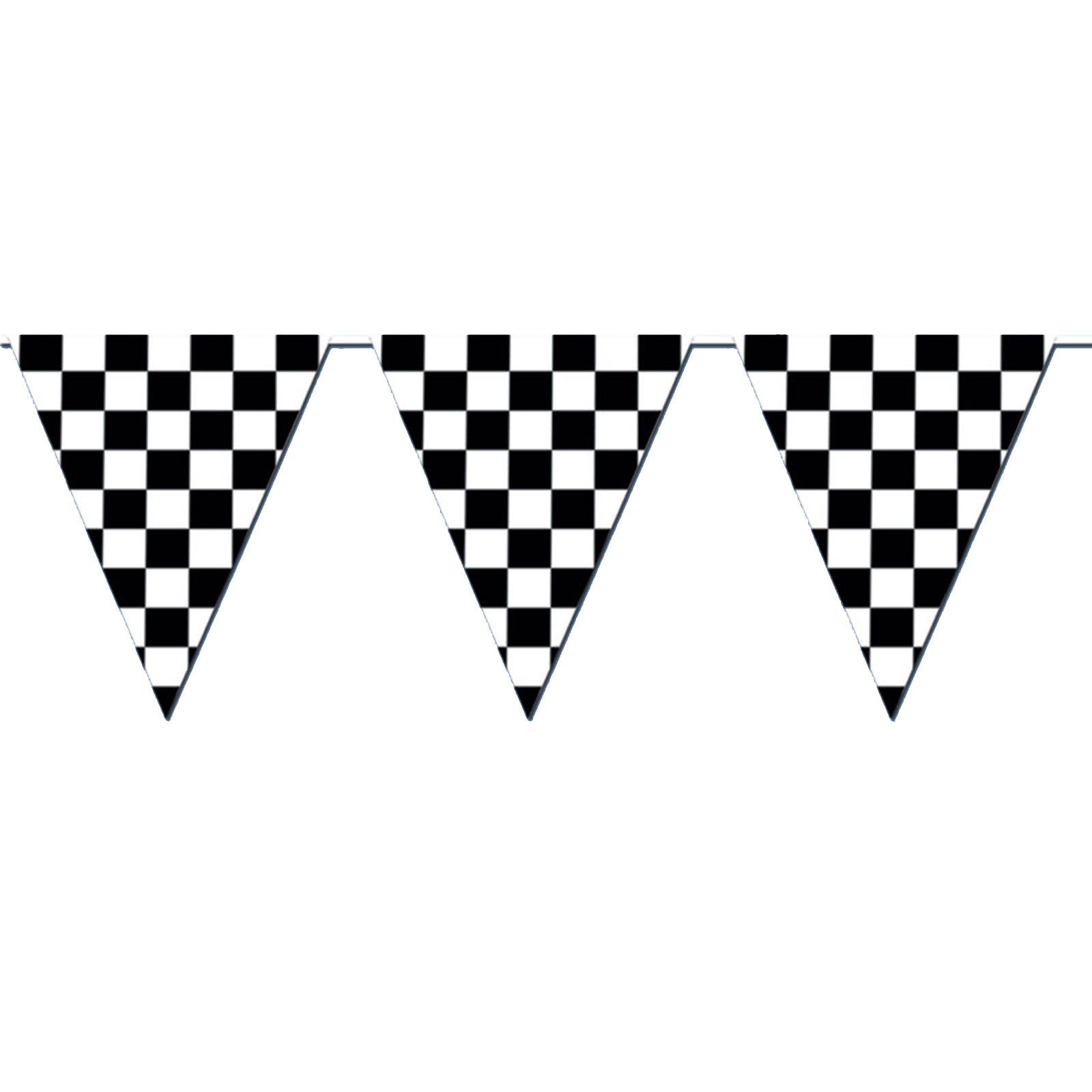 Pendent clipart party banner  Banner Banner Outdoor Checkered
