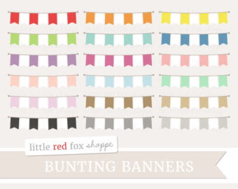 Pendent clipart patriotic banner Clip Tag Party Clipart flags
