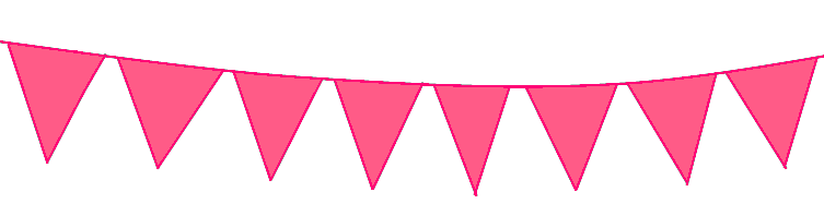 Pendent clipart pink triangle Clipart Images Clipart Symbols Pennant
