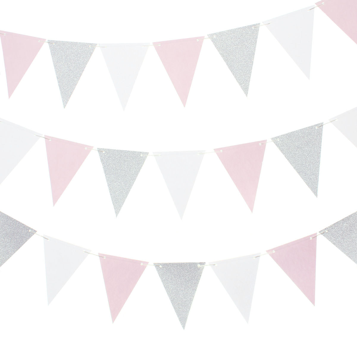 Pendent clipart pink triangle Pink White Flag Pink Pennant