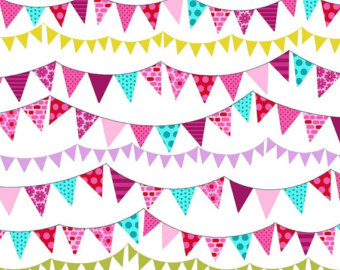 Pendent clipart pink triangle Yard Pink 2942 triangles Fabrics