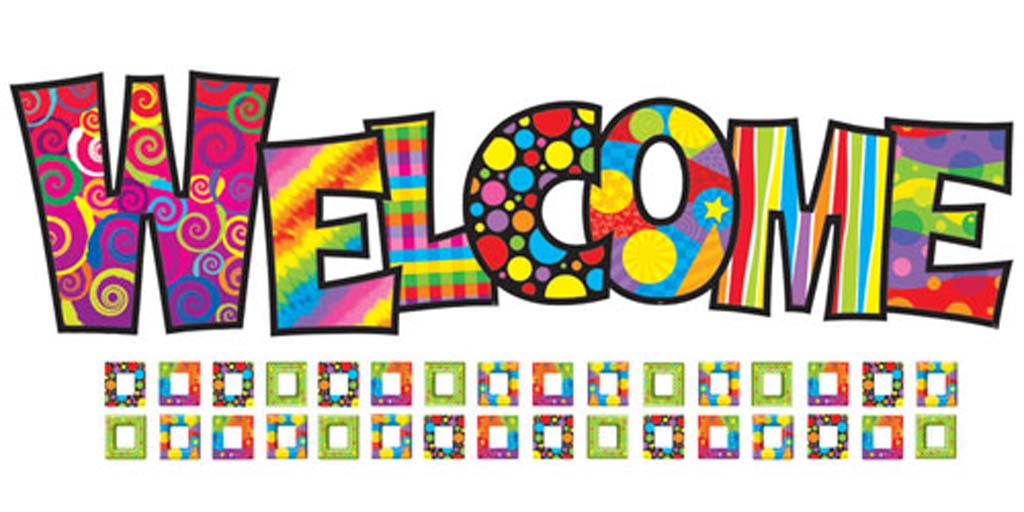 Pendent clipart school banner Zone welcome banner Welcome Cliparts