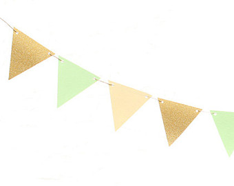 Pendent clipart triangle thing / Green Triangle Ivory Etsy