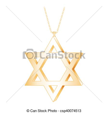 Pendent clipart triangle thing Clip of Pendant Gold David