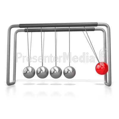 Pendulum clipart Ball Stand Presentation Out ID#