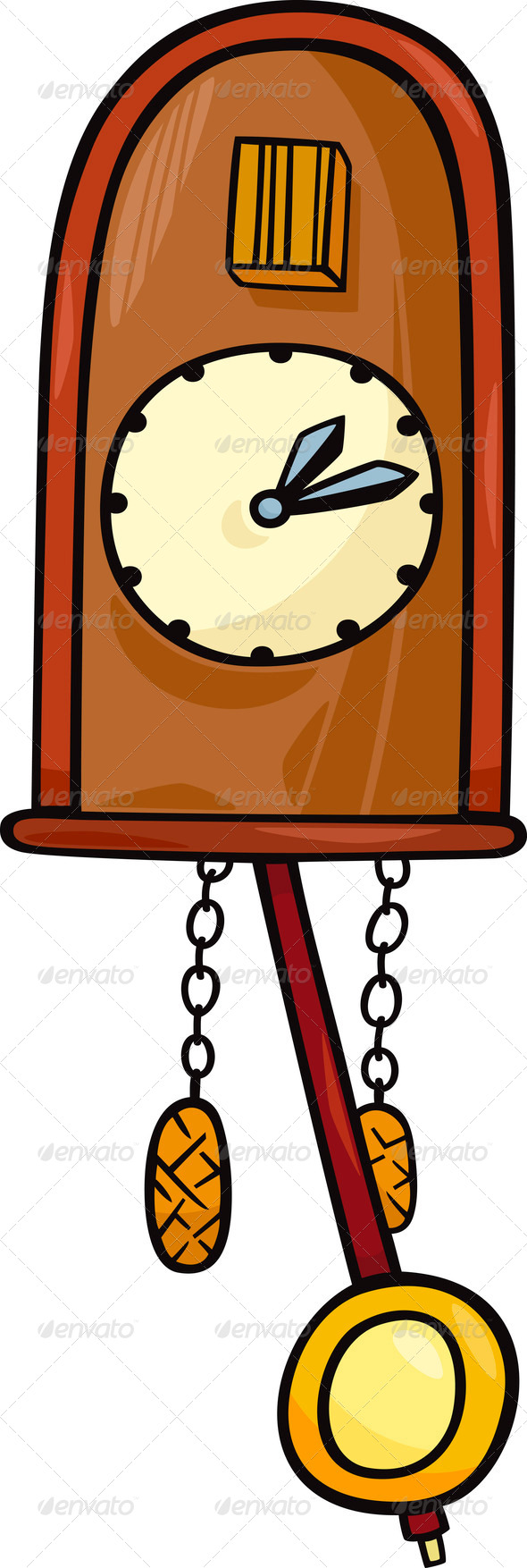 Pendulum clipart cartoon #2