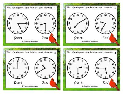 Pendulum clipart elapsed time #12