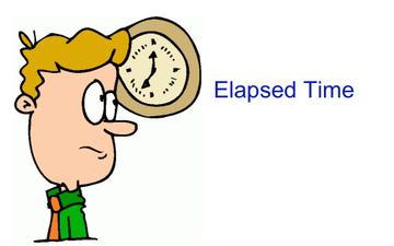 Pendulum clipart elapsed time #14